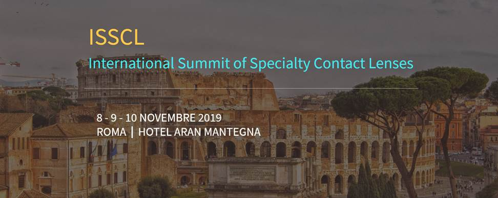 INTERNATIONAL SUMMIT OF SPECIALTY CONTACT LENSES