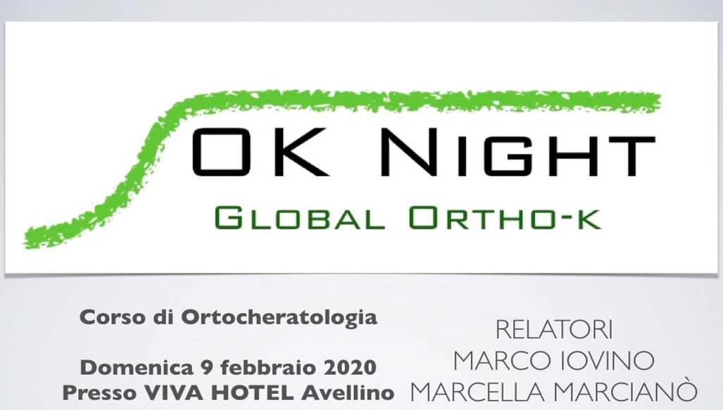 """ GLOBAL ORTHO-K"""