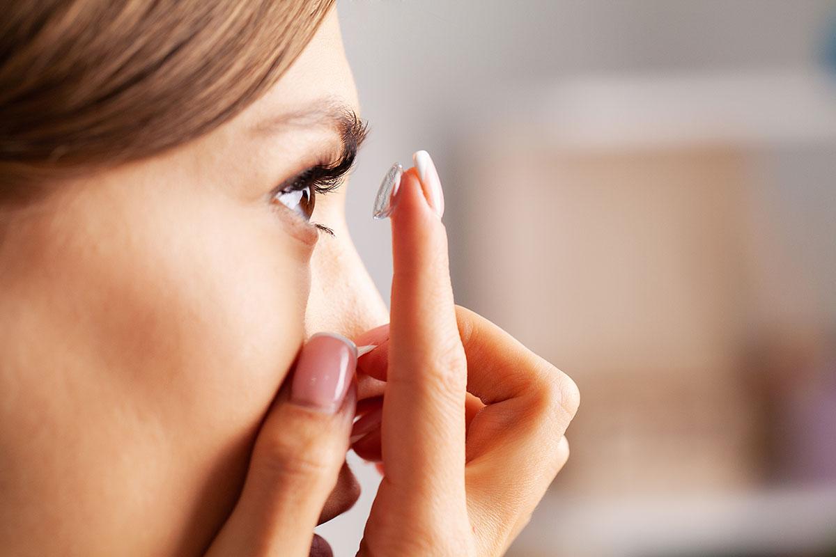 Lenti a contatto soluzione per patologie e difetti della vista